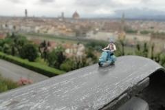 11-Roller in Florenz